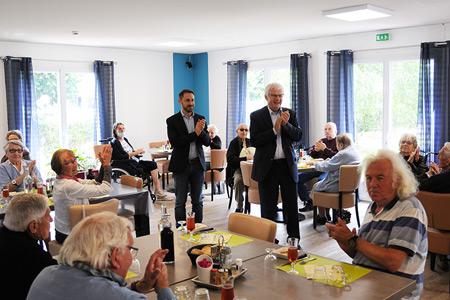 Résidence services séniors Villa Opaline - La Rochelle - Lagord